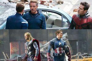 Kịch bản 'Avengers 4' bị rò rỉ: Chỉ có 2 thành viên Avengers còn sống, Captain America chắc chắn chết