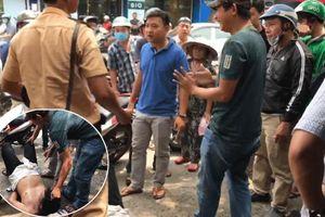 Người dân mừng rỡ gửi lời cảm ơn khi nhóm hiệp sĩ tóm gọn tên trộm xe SH trên đường phố Sài Gòn