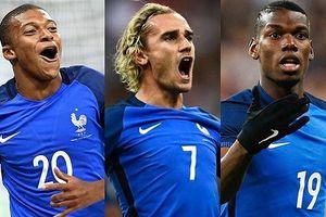 Đội hình 'thách thức mọi đối thủ' của ĐT Pháp tại World Cup 2018