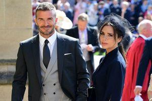 Lễ cưới Hoàng tử Harry: Vợ chồng Beckham và dàn sao đến chúc mừng