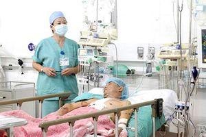 Cứu sống bệnh nhân sau ca ghép tim vận chuyển từ Hà Nội vào Huế thành công