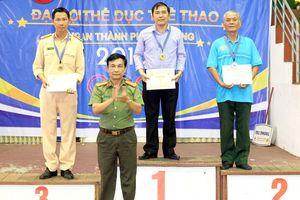 Bế mạc Đại hội TDTT CATP Đà Nẵng