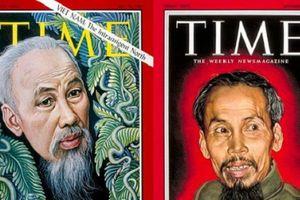 Chủ tịch Hồ Chí Minh 5 lần trên bìa tạp chí Time