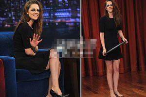 Thói quen khác người của mỹ nhân Hollywood Kristen Stewart