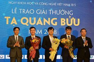 Giải thưởng Tạ Quang Bửu được nhìn nhận ở tầm châu lục