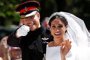 Toàn cảnh đám cưới cổ tích của Hoàng tử Harry và Meghan Markle