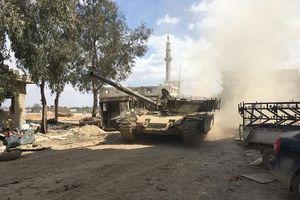 Quân đội Syria khép vây IS, chuẩn bị kết liễu khủng bố ven Damascus