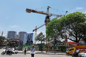 Quận Hà Đông (Tp. Hà Nội): Dự án Tòa tháp Thiên niên kỷ số 4 Quang Trung mắc nhiều sai phạm về môi trường, an toàn lao động nhưng vẫn ngang nhiên hoạt động, thách thức pháp luật
