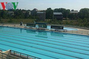 Một học sinh tiểu học chết đuối tại bể bơi
