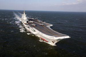 Hải quân Trung Quốc hướng tới sở hữu 6 tàu sân bay