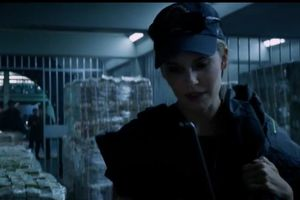 Nghẹt thở với phim hành động Mỹ 'Vụ cướp trong tâm bão'