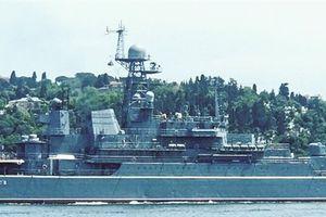 Tàu Nga âm thầm mang vũ khí hạng nặng đến Syria?