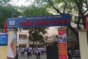 Sập mảng trần lớp học, 3 học sinh bị thương