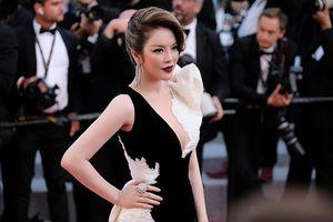Lý Nhã Kỳ lộng lẫy ngày cuối cùng tại Cannes 2018