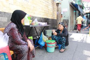 Nơi độc nhất Sài Gòn có xóm không nhậu, nhịn ăn 1 tháng!