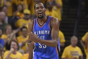 Đội hình của OKC sẽ ra sao nếu Kevin Durant không chia tay 'Thần sấm'?