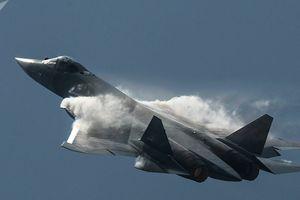 Chiêm ngưỡng SU-57: Máy bay chiến đấu hiện đại nhất của Nga