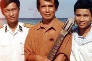 Nhạc sĩ Thế Song đã lên chuyến tàu tới 'Nơi đảo xa'