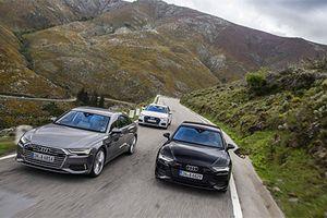 Audi A6 2019 giá từ 1,5 tỷ đồng 'đấu' Mercedes-Benz E-Class