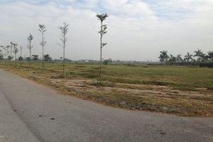 Dự án siêu đô thị Mê Linh: Sau triển khai 10 năm vẫn chỉ là... cánh đồng hoang