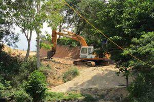 Phú Yên: Dân phản đối Công ty TNHH Xây dựng Việt Phát Đạt khai thác cát được cấp phép