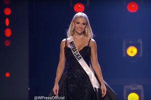 Ứng xử khéo, cô gái cao 1,65 m thành Hoa hậu Mỹ