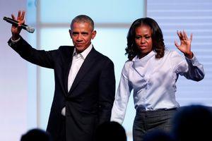 Vợ chồng cựu Tổng thống Mỹ Barack Obama ký hợp đồng sản xuất phim với Netflix