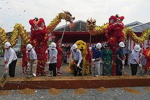 Lễ khởi công khu nhà ở thương mại Phú Hồng Thịnh IX và dự án nhà ở Phú Hồng Thịnh X