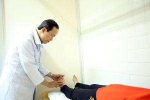 Nhiều bệnh nhân phải đoạn chi vì loét bàn chân do đái tháo đường