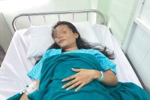 Suýt tử vong vì không biết có thai 5 tháng