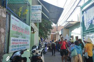 Clip: Phẫn nộ với cảnh bảo mẫu bạo hành trẻ em ở Đà Nẵng