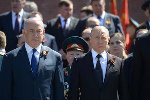 'Nín thở' với Nga trong ván bài quyền lực Trung Đông