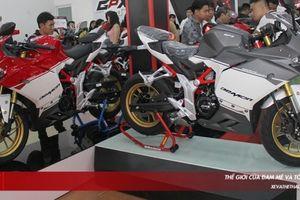 GPX Racing – Thương hiệu xe máy Thái Lan khai trương cửa hàng đầu tiên tại VN