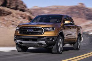 'Vua bán tải' Ford Ranger 2019 sắp về Việt Nam có gì mới?