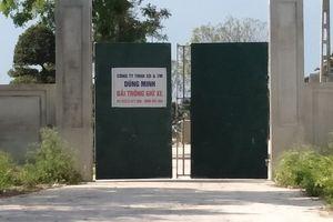 Huyện Quảng Xương (Thanh Hóa): Xưởng tái chế nhựa gây ô nhiễm môi trường nghiêm trọng