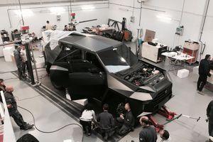 Chiêm ngưỡng siêu SUV chống đạn Karlmann King giá cao nhất thế giới