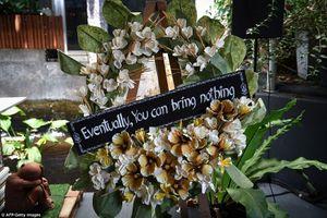 Quán cà phê 'cảm nhận về cái chết' ở Thái Lan