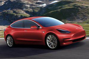 Siêu xe Tesla Model 3 bản hiệu năng cao giá 1,7 tỷ đồng