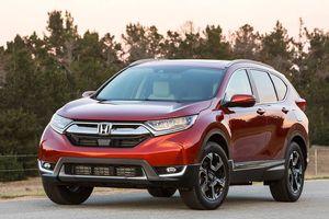 Honda CR-V Turbo bị lỗi khiến xăng tràn vào dầu máy
