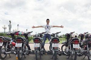 Xôn xao 9X Bắc Ninh rao bán cả dàn xe Honda Dream giá hơn 1 tỷ đồng biển số 'đẹp như mơ'