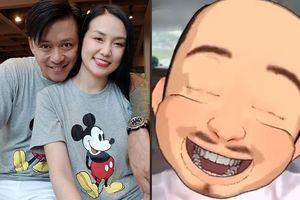 Bật cười với màn chúc mừng sinh nhật vợ siêu hài hước của Tuấn Hưng