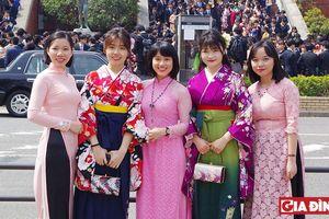 Chương trình Học bổng của Chính phủ Nhật Bản cấp năm 2019