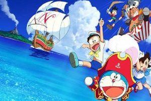 Phim Doraemon: Nobita & Đảo giấu vàng món quà cho thiếu nhi ngày 1/6