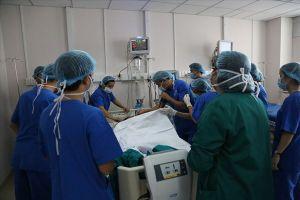 Bệnh viện Đồng Nai lần đầu tiên thực hiện thành công kỹ thuật mổ tim hở