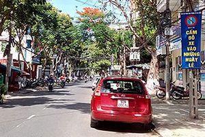 Đà Nẵng cấm đỗ xe theo ngày chẵn, lẻ trên 34 tuyến đường
