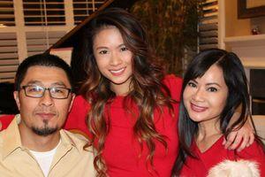 Ba con gái xinh đẹp, tài năng của hai đạo diễn đình đám Việt Nam