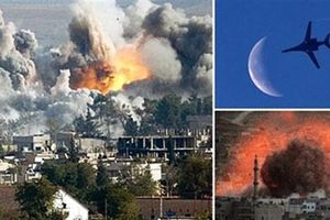 Phòng không Syria bất động khi Mỹ không kích?