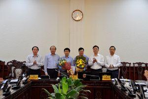 Ông Trần Đức Vinh được bổ nhiệm giữ chức Phó Tổng biên tập Báo Pháp luật Việt Nam