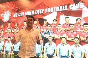 Tân chủ tịch CLB TP.HCM Nguyễn Hữu Thắng cho con học ở Sài Gòn