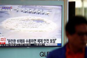 Phóng viên Nga kể lại giây phút Triều Tiên phá dỡ bãi thử hạt nhân